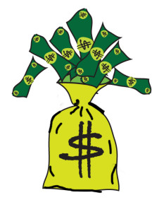 Image of Money Bag
