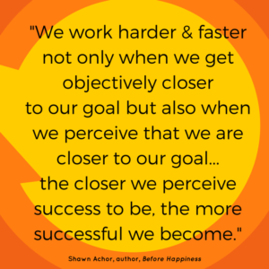 Smart Goal Setting Tips You Must Follow! Small business coach Marley Majcher shares thoughts from some of her favorite authors (including herself) on smart goal setting and tips for #success! Check it out at http://theprofitgoddess.com/smart-goal-setting-tips-must-follow #goalsetting @henleyco @goodthinkinc #janetwallach - quote 2 image