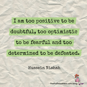 5 Quotes On Perseverance That You Can Relate To - Hussein Nishah quote